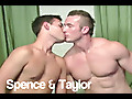 Amateur Straight Guys: Spence & Taylor