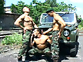 Commandos - Zoltan, Fred and Luis