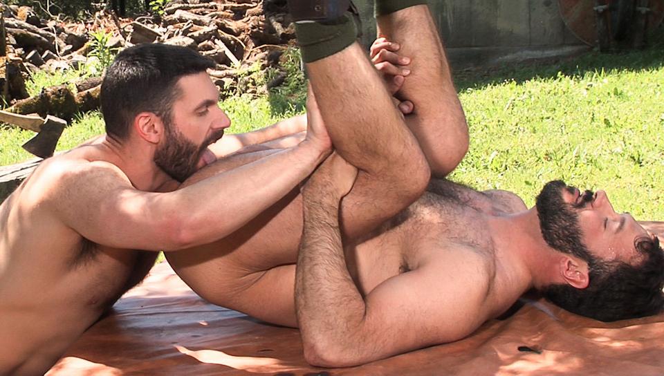 Gay Glory Holes Video 105