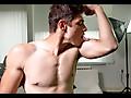 East Boys: Daniel Donovan - Webcam Flexing