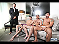 Connor Maguire, Jimmy Durano, Jack Hunter & Wesley Woods