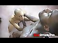 Raw Strokes: Hot Rod & Carlito