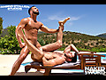 Passionate man on man sex like you've never seen