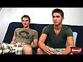 Broke Straight Boys: Softcore - Logan And Shane - 01-30-10