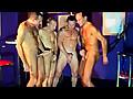 Gay XXX Orgy: Mateo & Pierre Orgy