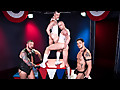 Club Inferno: Tom Moore, Hugh Hunter, Joey D, Axel Abysse & Sam Syron