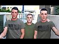 Active Duty: Ryan Jordan, Michael Stax & Jacob Stax