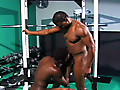 Dark Thunder: Black Workout #11 - Scene 5