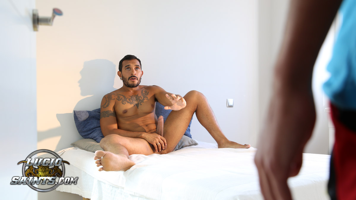 lucio saint porno gay asiatico