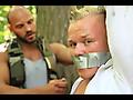 Gay War Games: My new blonde friend - #2