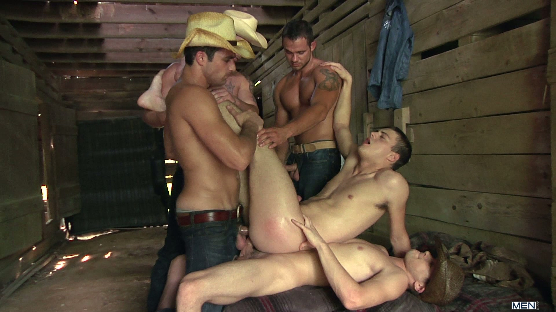 Johnny rapid going west