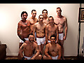 Miguel Temon, Ray Dalton, Sage Daniels, Jake Campbell, Gio Ryder, Rick Romo, Blake Daniels & Tyson James