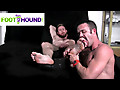 Foot Hound: SCOTTY & MARKY