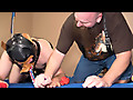 Hairy and Raw: Pup Sol & Wolfcub