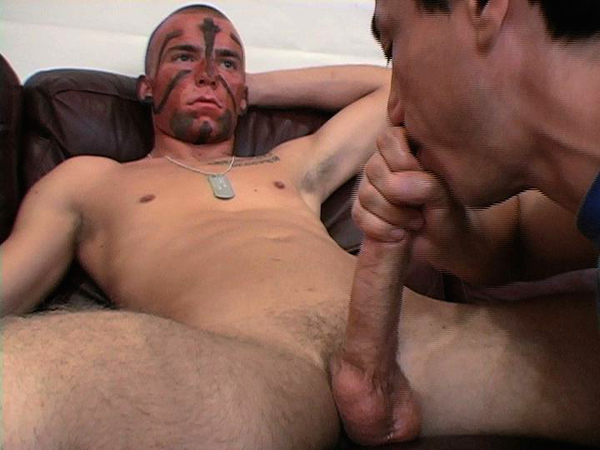 ManSurfer Slade4 - Marines / 21 / 5'10 / 150 / 6c - Blowjob