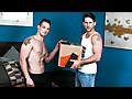 Next Door Studios: Jackson Cooper & Roman Todd