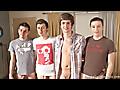 Broke College Boys: 4 Way Oral Fun