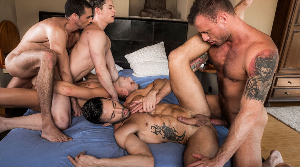 ManSurfer Ruslan Angelo, Bogdan Gromov, Logan Rogue, Javi Velaro & Andy...