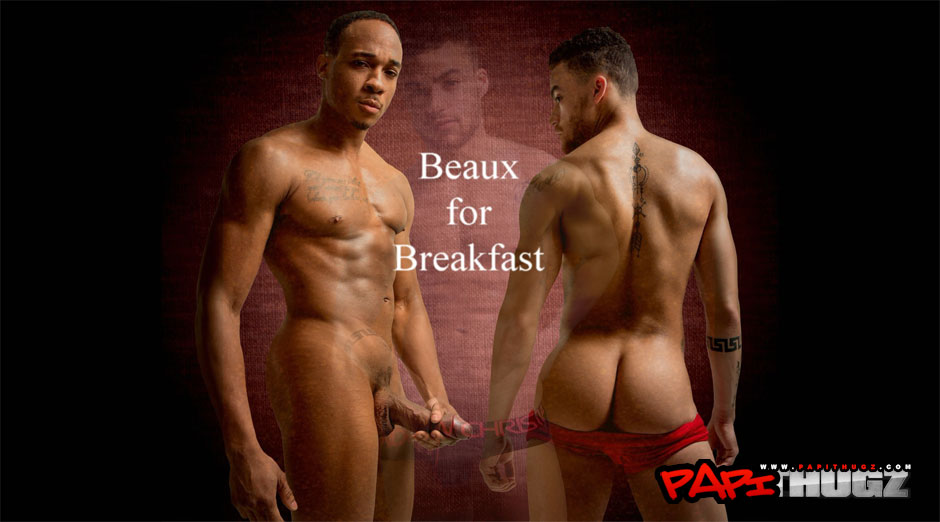 ManSurfer Trent King & Beaux Banks