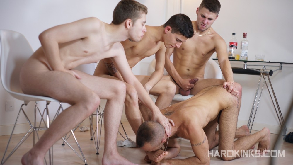 Gay sex movie matured hairy males 6