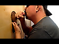 GloryHole Hookups: Young Married Guy At Gloryhole For Head