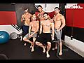Shawn Reeve, Jeremy Spreadums, John Delta, Evan Marco & Griffin Barrows