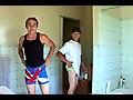 Undie Twinks: Kelly Cooper & Grant Hiller