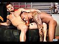 Men: Blake Hunter & Michael Roman