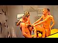 Gay XXX Orgy: Salvatore Ranieri & Jypy Bertocchi