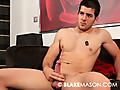 Straight Sexy Jayden