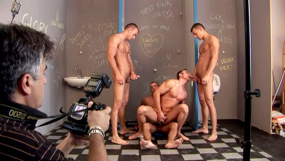 Uomini Gay Xxx Backstage Riprese
