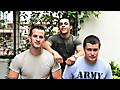 Active Duty: Quentin Gainz, Billie Starz & Damien Nichols