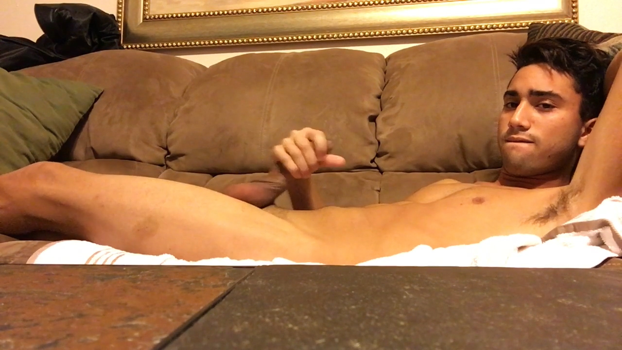 ManSurfer Amateur Twink Shower and Stroke Show