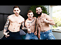 Next Door Buddies: Ryan Jordan, Mathias & Steve Rickz