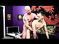 Bang Me Sugar Daddy: Chris Jett & Mitch Vaughn