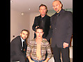 ManHub: Ashley Ryder, Leornado, Korben David and Luca Falcini
