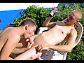 East Boys: Outdoor Sex Action - Village Boys