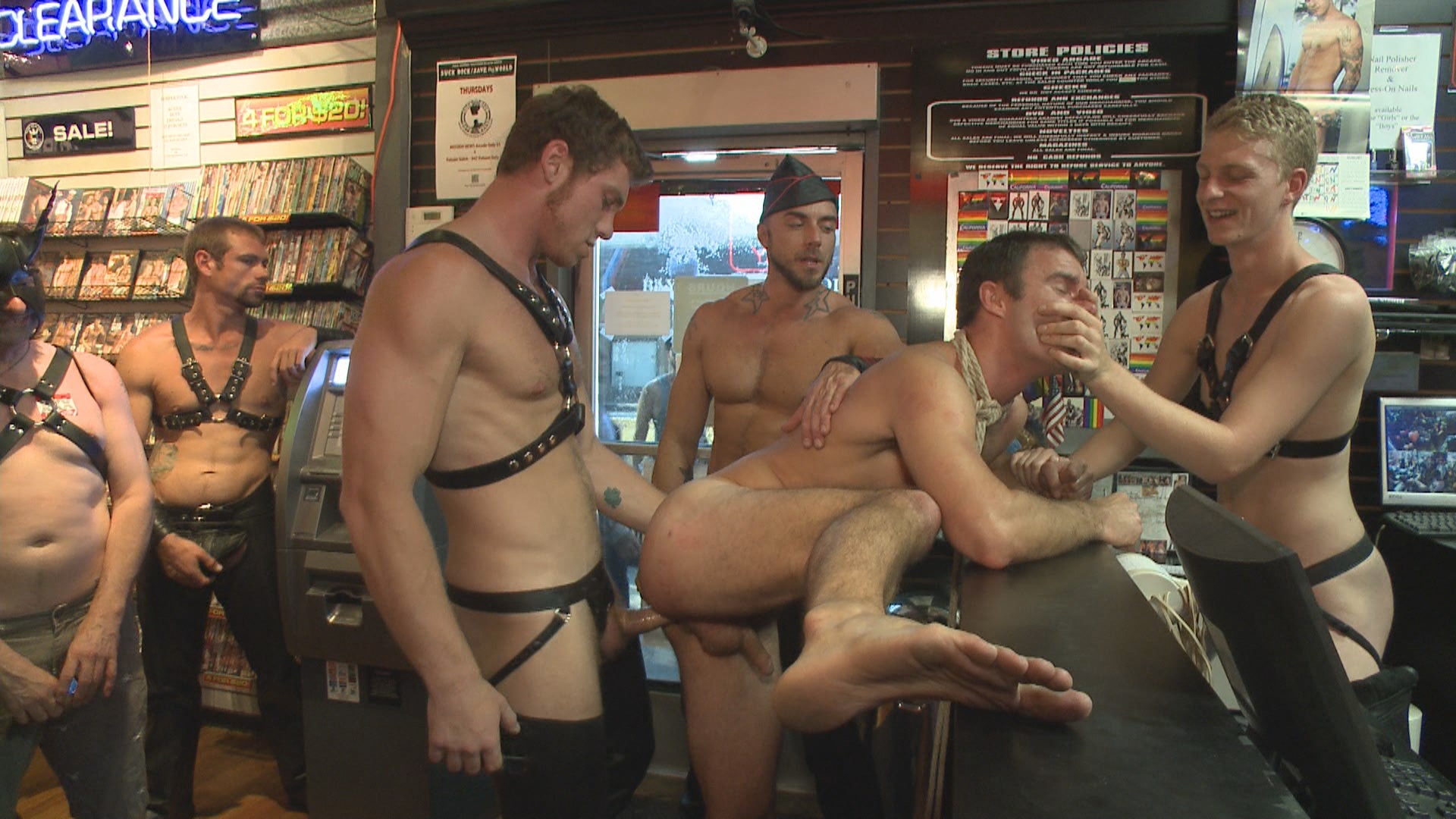 at Porn fair tsars folsom street