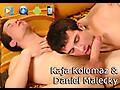 Kaja Kolomaz & Daniel Malecky