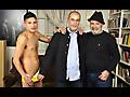 My First Daddy: Giancarlo Tossi, Luiggi & Takky