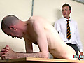 Brutal Tops: Schoolboy Master's dick is stiffening