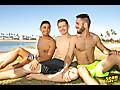 Hector, Asher & Deacon - Bareback - Sean Cody