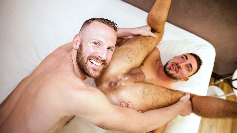 ManSurfer Tim Kruger & Gaston