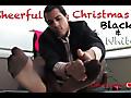 Gentlemens Closet: Sheerful Christmas BW