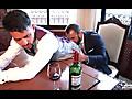 Men at Play: Robbie Rojo & Xavi Duran