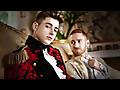 Men: Joey Mills & Leander