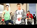 Next Door Twink: Zach Taylor, Johnny Torque & Cole Christiansen