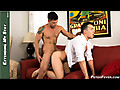 Peter Fever: Aiden Wood & Dominic Pacifico