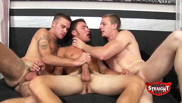 ManSurfer Johnny Forza, Romeo James & Ian Dempsey