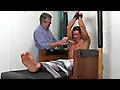 My Friends Feet: Bryce Evans Gets More Ticklish!